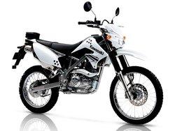 Kawasakx KLX125 (Japanese Dirt Bike)