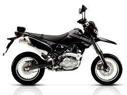 Kawasakx D-Tracker125 (Japanese Supermotard Bike)