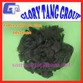 Natural punzonada no- tejido de fibra, biodegradable pla café de fibra para el control de malezas tela