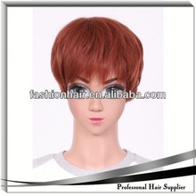 2014 China fashion Cosplay wig,Brazilian virgin hair,Yiwu hair mascarilla de cabello