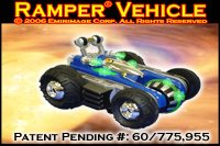 Ramper Vehicle