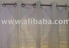 Faux Silk curtains