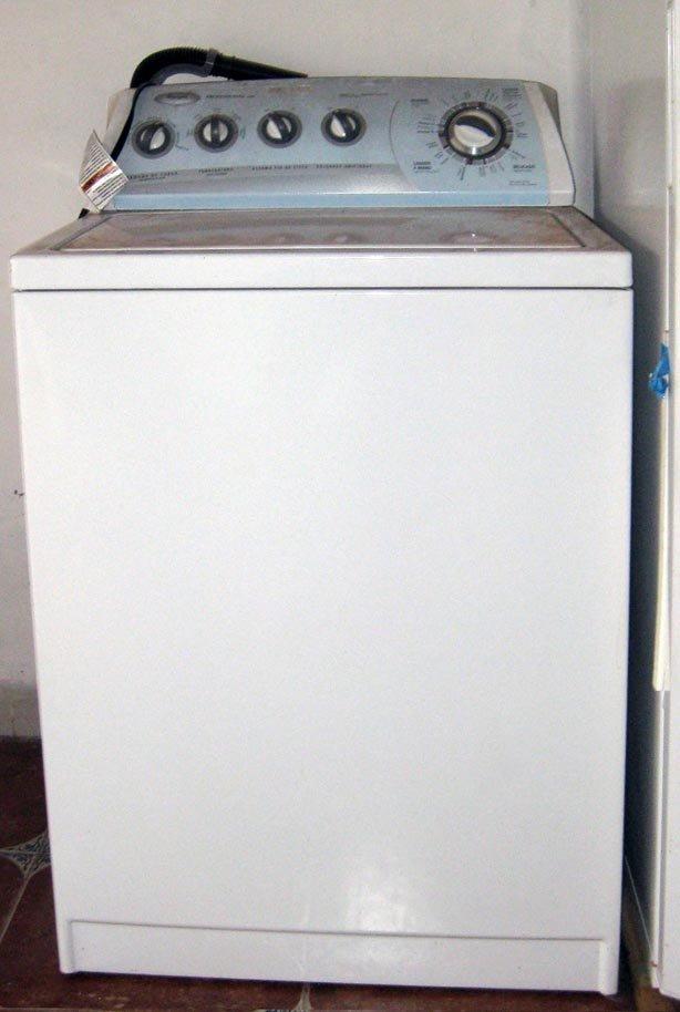 Lavadora whirlpool de atenci n profesional nueva - Fotos de lavadoras ...