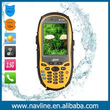 Windows Mobile OEM GNSS Receiver,Phone Calling HSDPA 3.5G, GIS