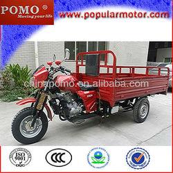 2013 Hot Popular New Petrol Motorized 250CC Large Motorcycle 3 Wheels