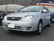 Japanese used car Toyota Corolla Fielder 2003y
