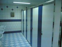 Toilet Waterproof Phenolic Core Door & Partition