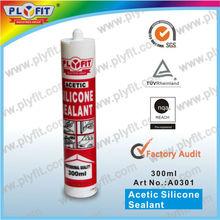 glass panel silicone adhesive sealant