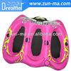 Hot-selling Water Ski Tube for 3 Riders, Towable Tube Flying Fish Tube DRT166