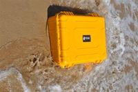 IP67 waterproof anti-shock plastic protective enclosure