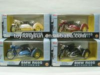 Gift Toys Car Bike Motorcycle Die Cast Models