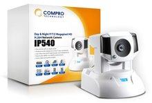 compro ip540 CCTV IP Camera Security Systems