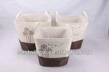 fabric storage/laundry basket