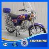 SX70-1 EEC 4 Stroke 50CC Mini Motorcycle For Ukraine