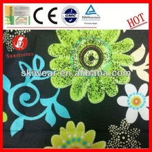 2014 new anti bacterial short pile fleece fabric