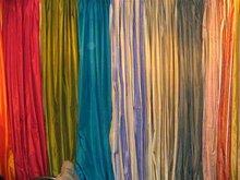 tusser silk