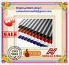 Zinc coated prepainted decorative and practical roof tile