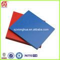 Pvc feuille de plastique/conseil pour la vente