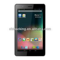 2013 New dual sim MT8377 tablet pc