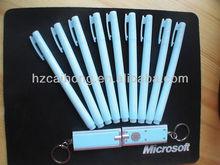 Hot-sold UV marker&UV light pen&palstic invisible pen