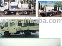 thermoplastic road marking truck