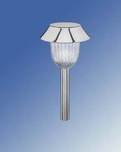 Solar Round Stainless Steel Light/lawn lights