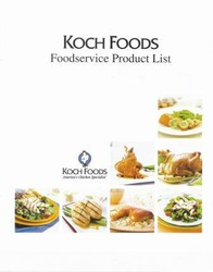 Koch Foods Fresh And Frozen Chicken Products