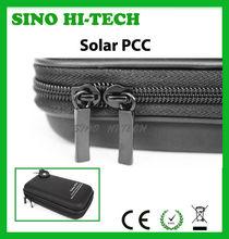 E-Vapor Solar PCC,eGo-T 510 PCC with Solar Panel E-Cigarette,Passthrough Solar PCC Charger Case