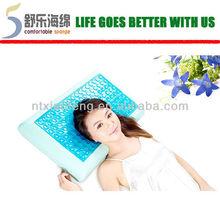 cooling soft memory foam gel filled pillow