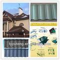 Fácil instalar telha telhado popular na nigéria