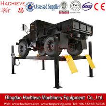 four post hydraulic jack, vehicle lifting equipment, car lift