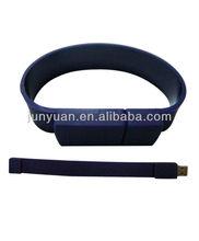 hot sale cool wristband USB storage