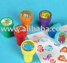 Dinosaur Stampers, Set of 6 - Basic School Supplies