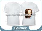 M Sized Full Printing Polyester T-Shirt (TSPO-MFXL)