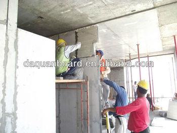 Daquan 96% eco green eps wall Panels - eps fiber cement sandwich wall panels