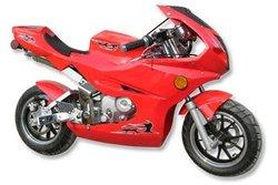 70cc/110cc Superbike Pocket Bike