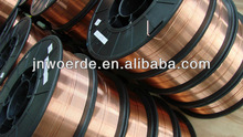 Factory Directly ! co2 gas shield er70s-6 mig welding wire