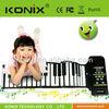 61 Keys Flexible Roll Up Piano manufacture in shenzhen