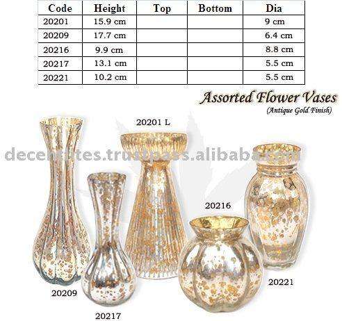 Glass Flower Vase Glass Flower Vase Vases