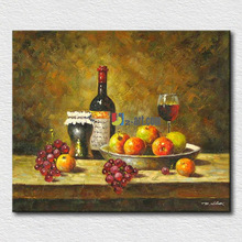 Wall decoration paintings still life modern