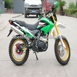 China automatic best seller 200cc off road motorcycle (ZF200GY-5)