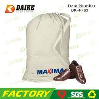 Eco Canvas Cloth Shoe Bags DK-FF63