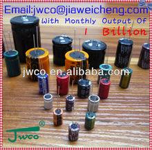 450V 220uF aluminum electrolytic capacitor