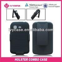 holster combo case for samsung galaxy pocket s5300 accessorios para celulares