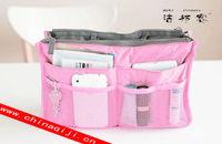 The High Quality Cosmetic bag Handbag Organizer Bag in Bag toilet bag