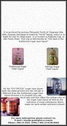 Sugar Cane Liquor