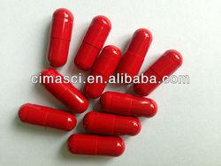 Red yeast rice capsule( Monacolin K: 0.1%-3%, Citrinin Free, GMO free)
