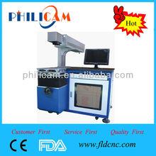 GOOD CHOICE!!!!! Jinan high quality YAG 50W metal laser marking machine & pet bottle laser marking machine