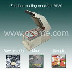 food tray sealer/tray sealing machine