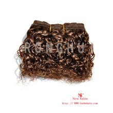 Pretty show,bebe curl weaving hair pieces weaving hair pieces